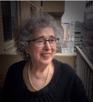 Author Talk: Rosemary Cappello