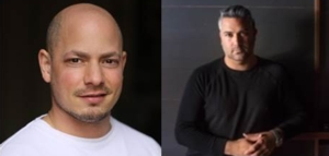 Joey Baldino and Adam Erace | <i>Dinner at the Club: 100 Years of Stories and Recipes from South Philly's Palizzi Social Club</i>