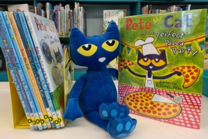 Pete the Cat Pizza Party