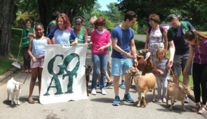 Story Hour & Parade with Philly Goat Project!