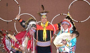 Image for Sundays on Stage | Thunderbird American Indian Dancers