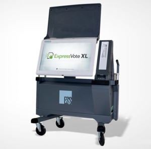 Image for New Voting Machine Demonstration