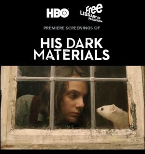 Exclusive premiere screening of His Dark Materials