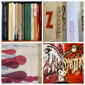 Thesaurus: A Book Exchange between Graduates and Faculty of the University of the Arts Book Arts & Printmaking Program