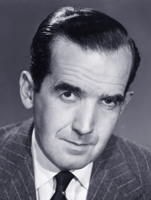"""Giants of the 1950's: Edward R. Murrow"""
