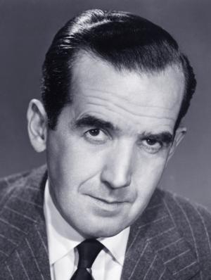 """Giants of the 1950's: Edward R. Murrow"""