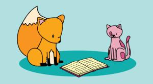 Hora de cuentos en español