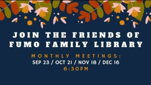 Friends of the Fumo Family Library