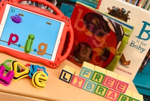 Tots & Tablets Family Literacy Workshop