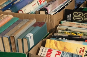 Fall Book Sale Donations