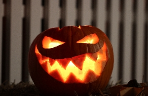 Halloween Party at the Haunted Kensington Library