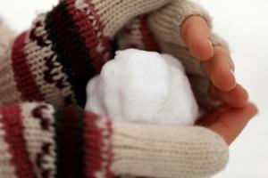 Make & Take Snow Slime with Bun!