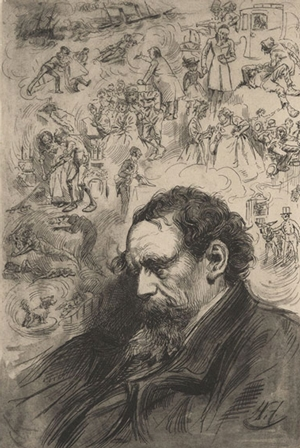 Charles Dickens: Part of the Hands-on History Series at The Free Library, Parkway Central