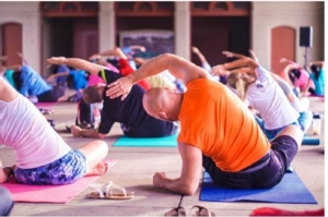 Gentle Yoga with Roots to Rise