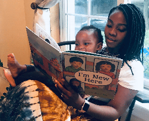 Colorful Stories Presents: Amplifying Black Voices Using Children's Literature