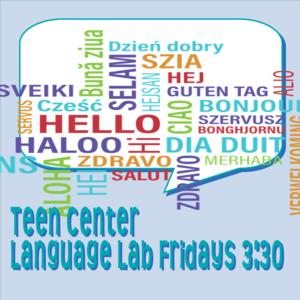 Teen Center Language Lab
