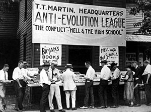 Darwin Versus Religion: The Conflict between Evolution and Creationism