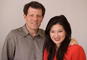 Nicholas D. Kristof and Sheryl WuDunn | <i>Tightrope: Americans Reaching for Hope</i>