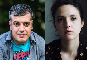 Sayed Kashua | <i>Track Changes</i> with Isabella Hammad | <i>The Parisian</i>
