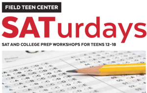 CANCELLED - SATurdays: SAT and College Prep Workshops for Teens