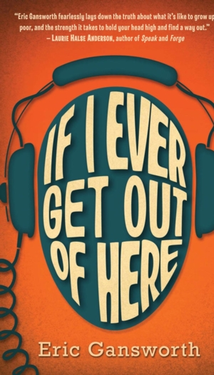 Teen Book Discussion: If I Ever Get Out of Here