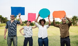 Let's Speak English | For International Adults