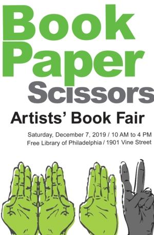 Book Paper Scissors