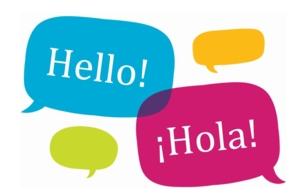 English/Spanish Language Exchange (Intercambio de idiomas: inglés / español)