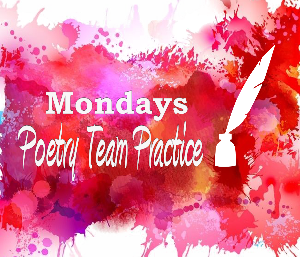 CANCELLED - Poetry Team Practice (Philly Slam League)