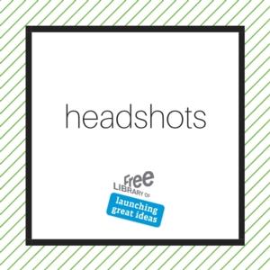 Headshots at the BRIC!