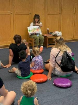 Preschool Play Group