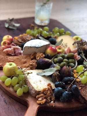 Building a Local Holiday Cheese Board with Alexandra Jones