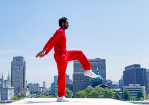 Image for In Motion, In Place: Trisha Brown Dance Company in Fairmount
