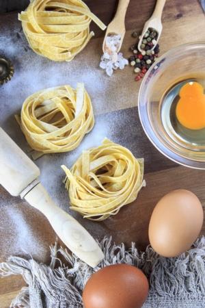Scarpetta's Spaghetti, Tomato and Basil From Scratch