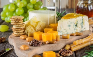 Honey and Cheese: Local Pairings and Tastings