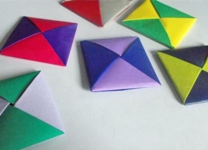 Book Arts Workshop: Origami and Non-Traditional Books