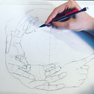 Virtual Teen Program | Drawing With Yona