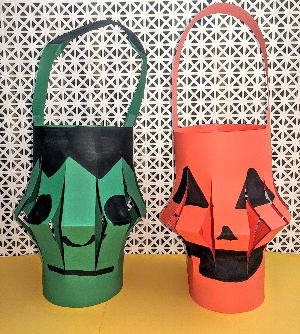 Virtual Halloween Crafternoon!