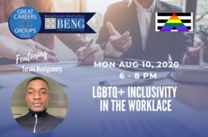 LGBTQ+ Inclusivity in the Workplace