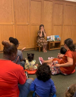 Virtual Storytime with Ms. Becky!
