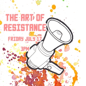 CANCELLED - The Art of Resistance