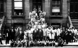 Jazz Musicians in Harlem
