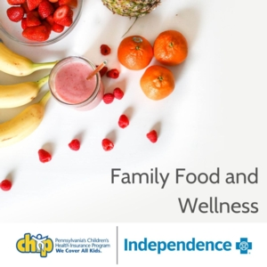 Family Food and Wellness: Cooking