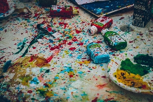 A Splash of Paint Workshop
