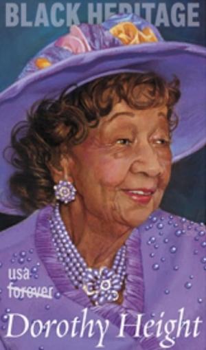 Celebrating Dr. Dorothy Height, Visionary