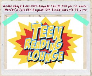 Teen Reading Lounge