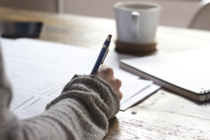 CANCELLED - Teen Writing Club