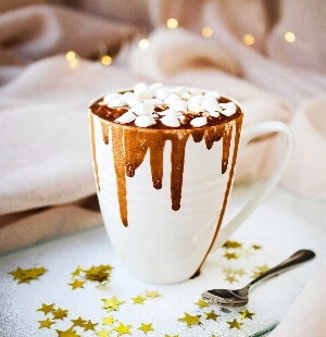 Holiday Hot Chocolate & Homemade Marshmallows with Chef Monica Glass