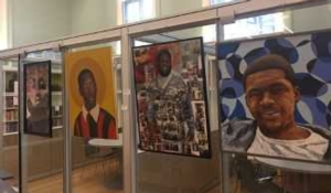 Conversations Around Gun Violence:  Souls Shot Exhibition and Community Solutions