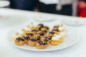 In the Kitchen with Brûlée Catering: Pâte à Choux Puffs